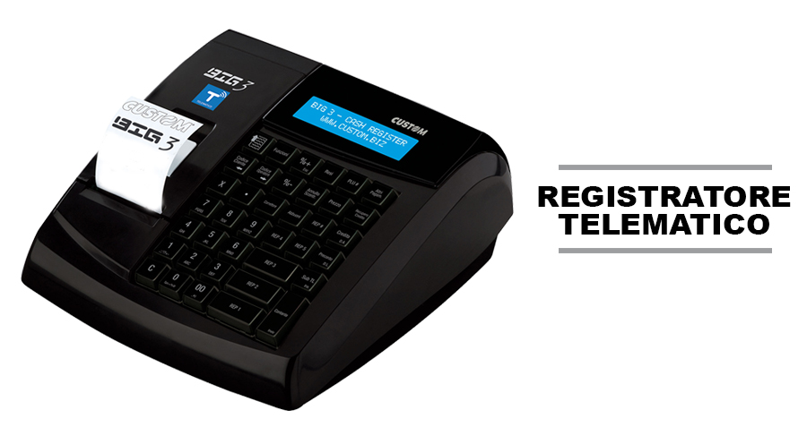 registratore telematico